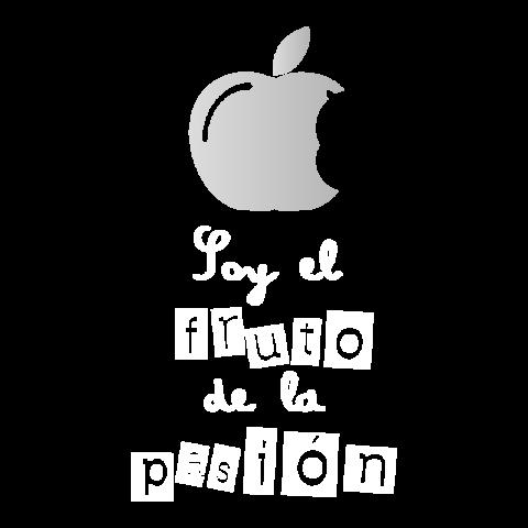 Soy el fruto de la pasión