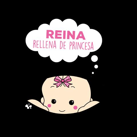 REINA RELLENA DE PRINCESA