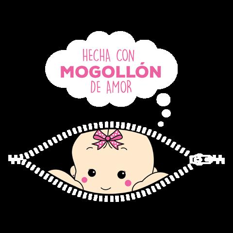 HECHA CON MOGOLLÓN DE AMOR