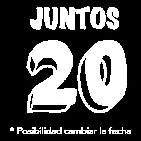 Juntos 20 /*posibilidad de cambiar la fecha