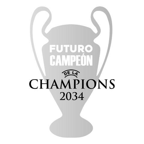 FUTURO CAMPEÓN CHAMPIONS 2034