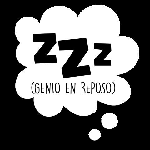 ZZZ (GENIO EN REPOSO)