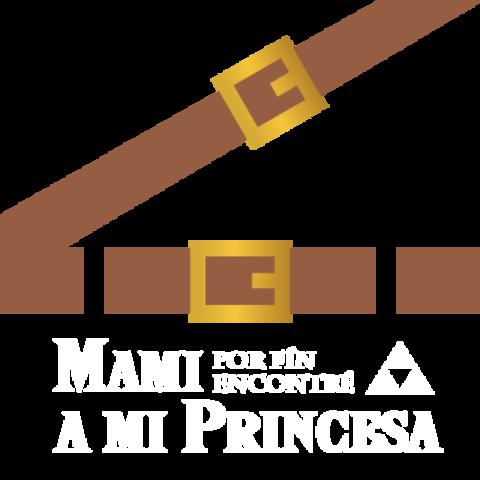 Mami, por fín encontré a mi princesa