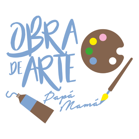 OBRA DE ARTE Papá Mamá